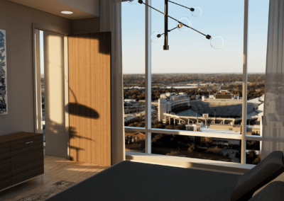 Bedroom-View-Rendering-The-Lincoln
